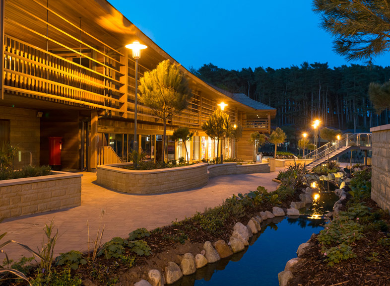 Hospitality strategy case studies for Centre Parcs