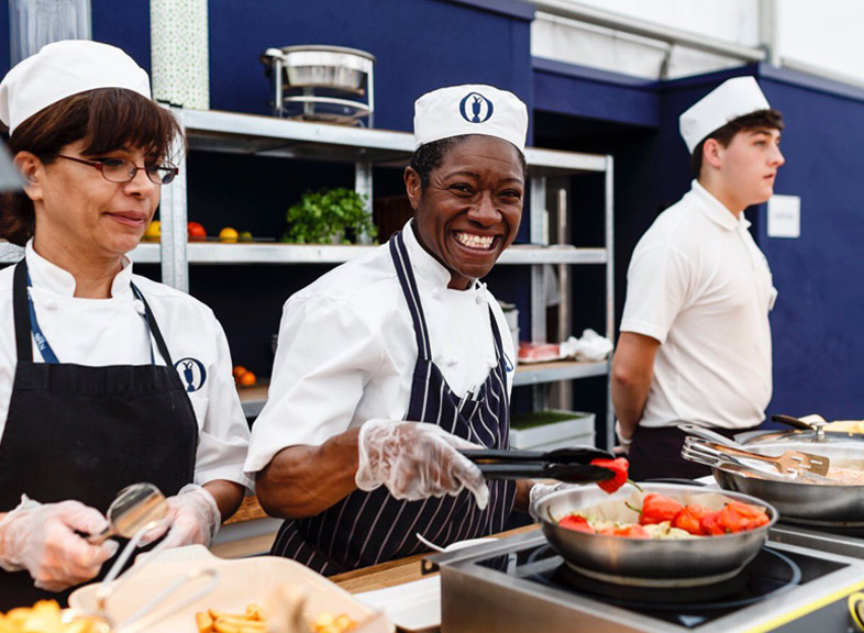 Hospitality strategy case studies for Sodexo