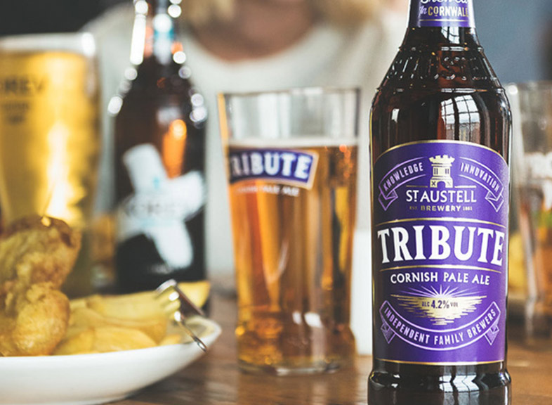 Hospitality strategy case studies for St Austell Brewery